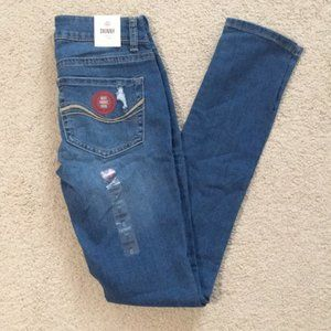 NWT SO Low-Rise Skinny Jeans